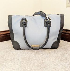 Steve madden gray cross body bag